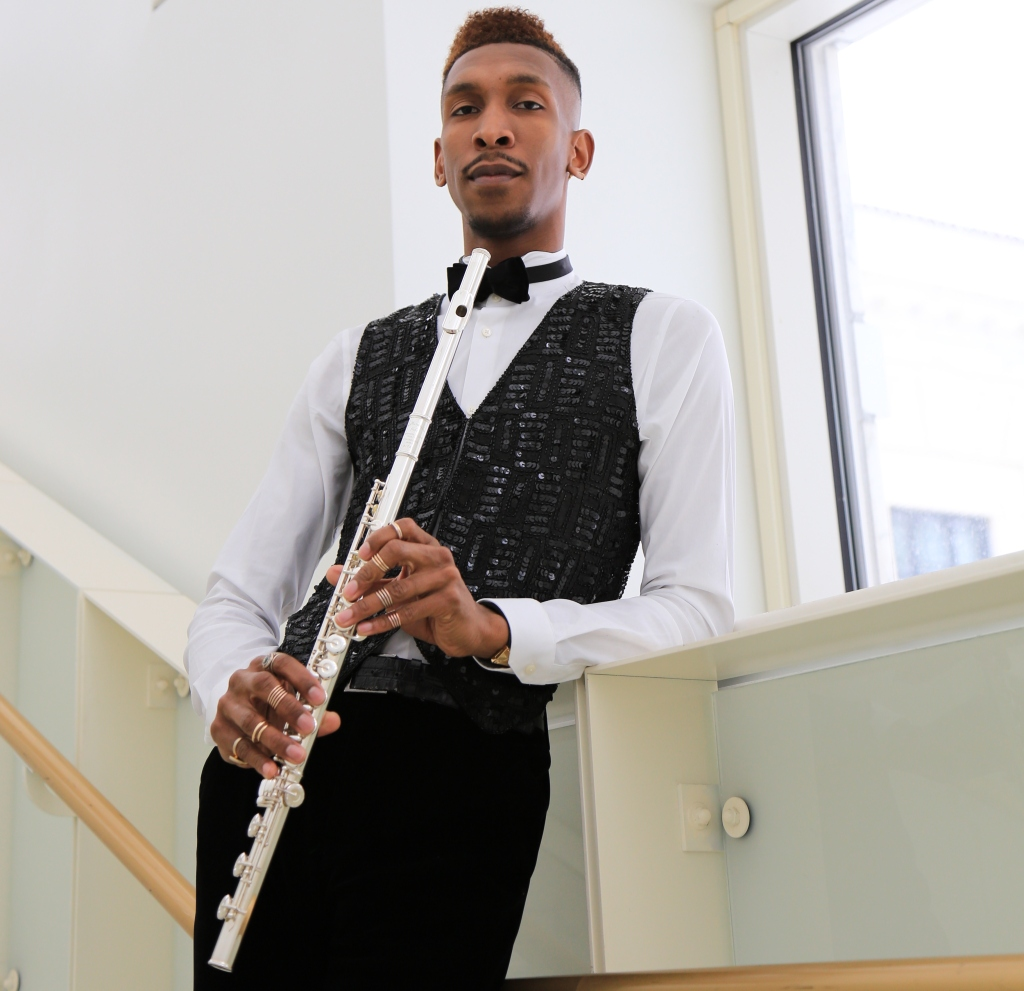 William Underwood III, flutist